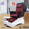 Supply luxury spa chair foot care equipment Foot bath massage sofa