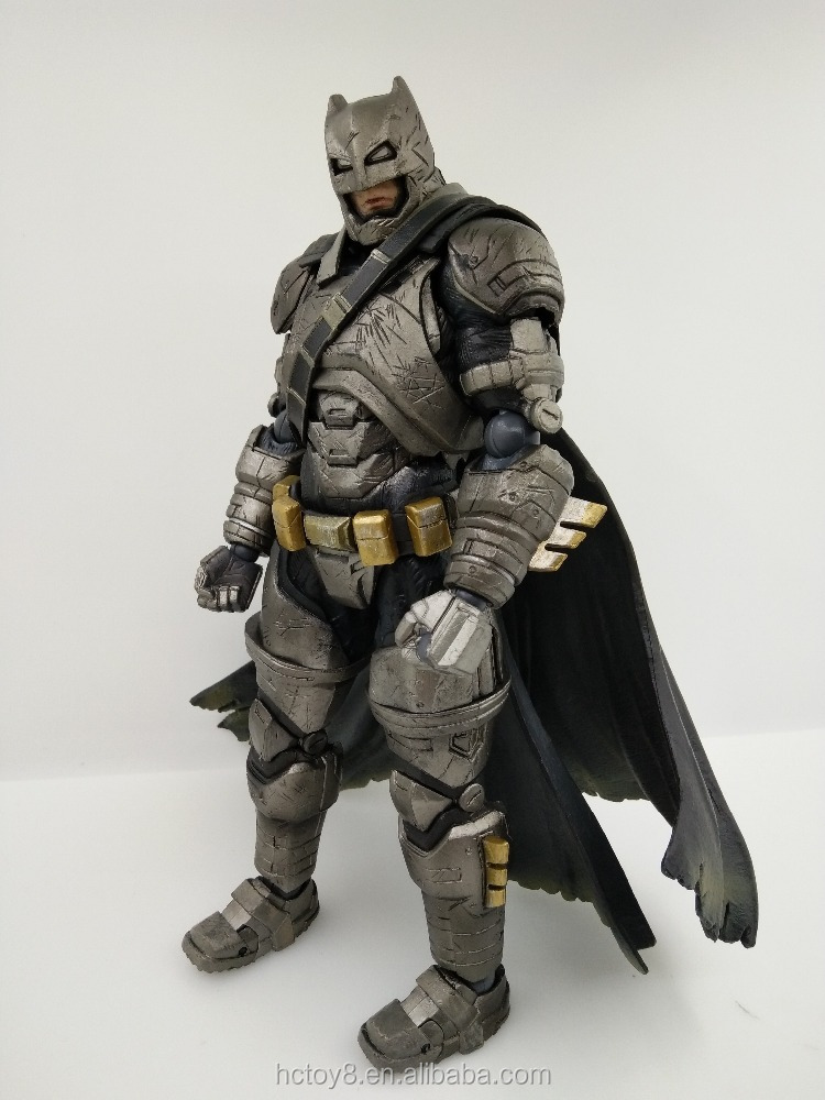 Gzltf Play Arts Kai Dawn of Justice Batman 2 PVC Action Figure