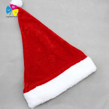 2017 Hot Sale Promotional Gifts Plush Christmas Hat