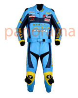 SUZUKI RIZLA racing leather suit replica motorcycle