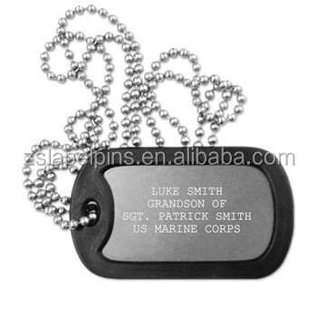 Custom Free Artwork The Dog Tag for Kids
