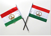 2015 all kinds of Tajikistan national handflags