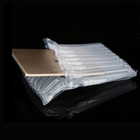 laptop bubble cushion wrap air column packaging/inflatable packaging bag/air packing pillow