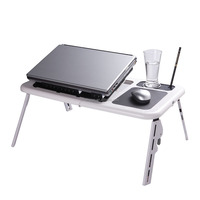 Portable Lightweight Revolving Cooling Laptop Stand Adjustable Holder