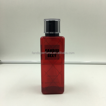 2017 New Arrival sexy body mist for lady 250ml