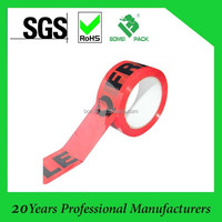 hot sale strong adhesive custom logo printed bopp packing tape