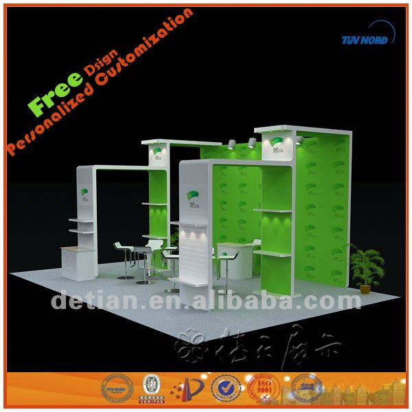 2014 Shanghai exhibition equipment supply display stands glass exhibition accessories stand