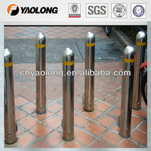 High quality competitive price Stainless Steel Semi-Dome Bollard (Tube and Pipe)