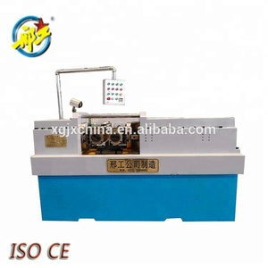 Z28-80 hydraulic press thread screw rolling machine