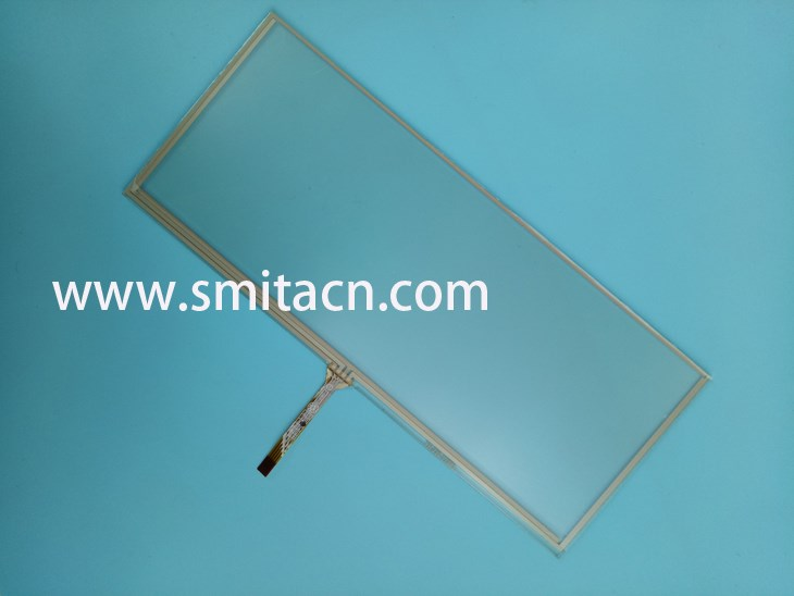 8.8 inch GPS touch screen panel for BMW YH-230-YT085 226x93mm digitizer glass panels