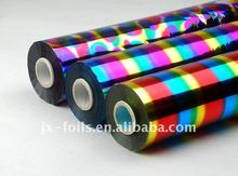 hot stamping textile foil