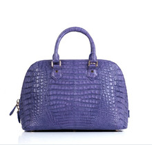 2015 New Style Genuine Crocodile Skin Bag Women Handbag