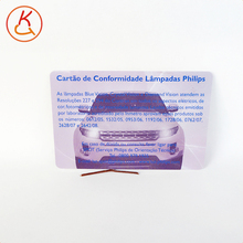 CMYK printing ISO 15693 laminating smart card 13.56mhz NFC PVC/PET cards