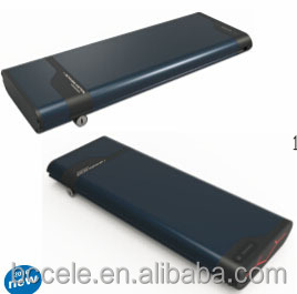 New 18650 li ion battery pack with e-bike battery case