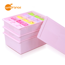 Witorange Drawer and Table Plastic PP Socks and Underwares Compartment Storage Box