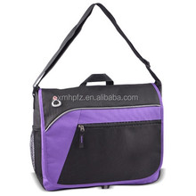 New design reuseable cheap lightweight messenger school bag