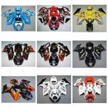 ABS Injection Fairing Bodywork For Suzuki GSXR1000 GSXR 1000 07 08 K7 8A