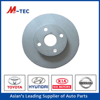 Brake disc 43512-12610 used for Toyota Corolla gokart dis brake