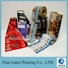stick on food label printing factory
