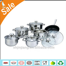 prestige s/s induction base cookware Jiangmen manufacturer
