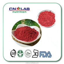 100% Functional Red Yeast Rice Extract 1.5%-2% Lovastatin