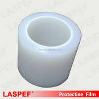 PE White Adhesive Protective Film for Wood Floor surface