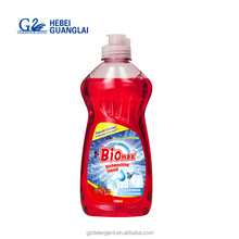 Dishwashing Liquid with High Active Ingredients for Kitchen