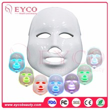 EYCO skin care whitening 7 colors Led face mask beauty product