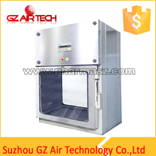 Customized electronic interlock Laboratory clean transfer window/ transfer box/pass box