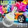 new product 2S car led head light 9004/9007 30W high power auto led headlight 3600LM