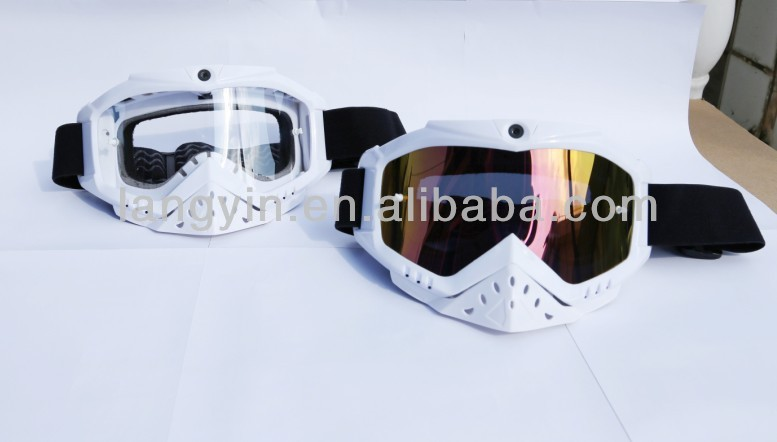 1080P HD Ski Goggles with Camera, Outdoor Action Sports Glasses camera with elegant color box