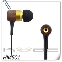Wholesale color earphone for iphone 5 with Remote and Mic