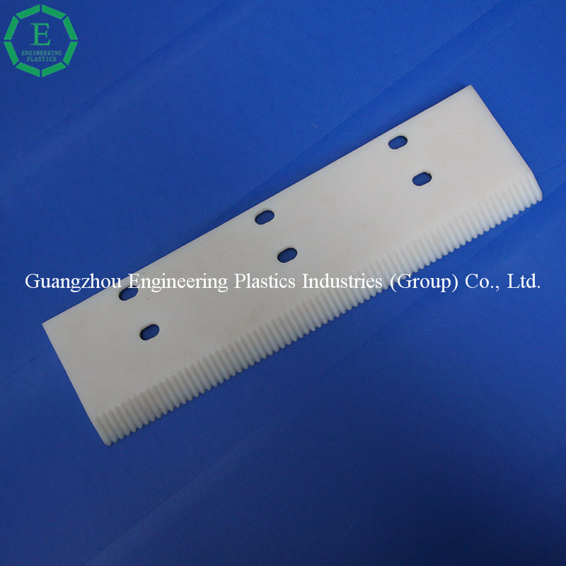High quality Escalator parts PA66 comb plate for elevator part