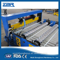 Aluminium Corrugated Roof and Wall Panel Roll Forming Machine/Corrugated Making Machine