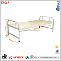 Original Bed metal frames!Modern folding cheap strong sturdy box spring replacement