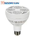Jewelry Store Lighting PAR30 220Vltage AC90-277V Dimmable LED PAR30 Light 35W 40W