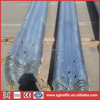 AASHTO M180 steel highway guardrail GB/ASTM raw material Q345