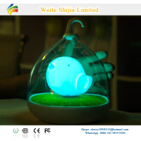 3 in 1 function touch / voice / switch control led Small Sleep Nightlight