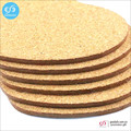 Souvenir drink MDF cork coasters for cup coaster