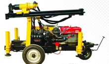 BY130 Hydraulic Water Well Drilling Machine 130m depth,Portable Small Well Drill Rig for sale