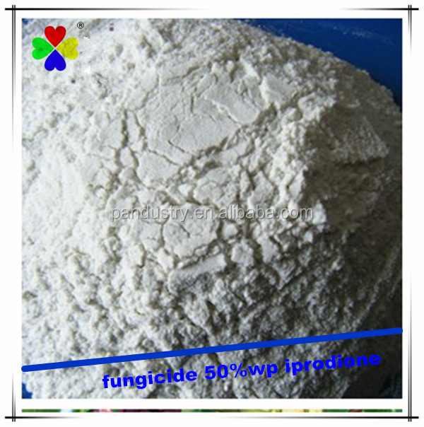 Fungicide Manufacturer 50%WP,Top Grade Iprodione/Rovral