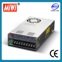 S-360-12 ac to dc single output 12v 30a 360w led switching power supply