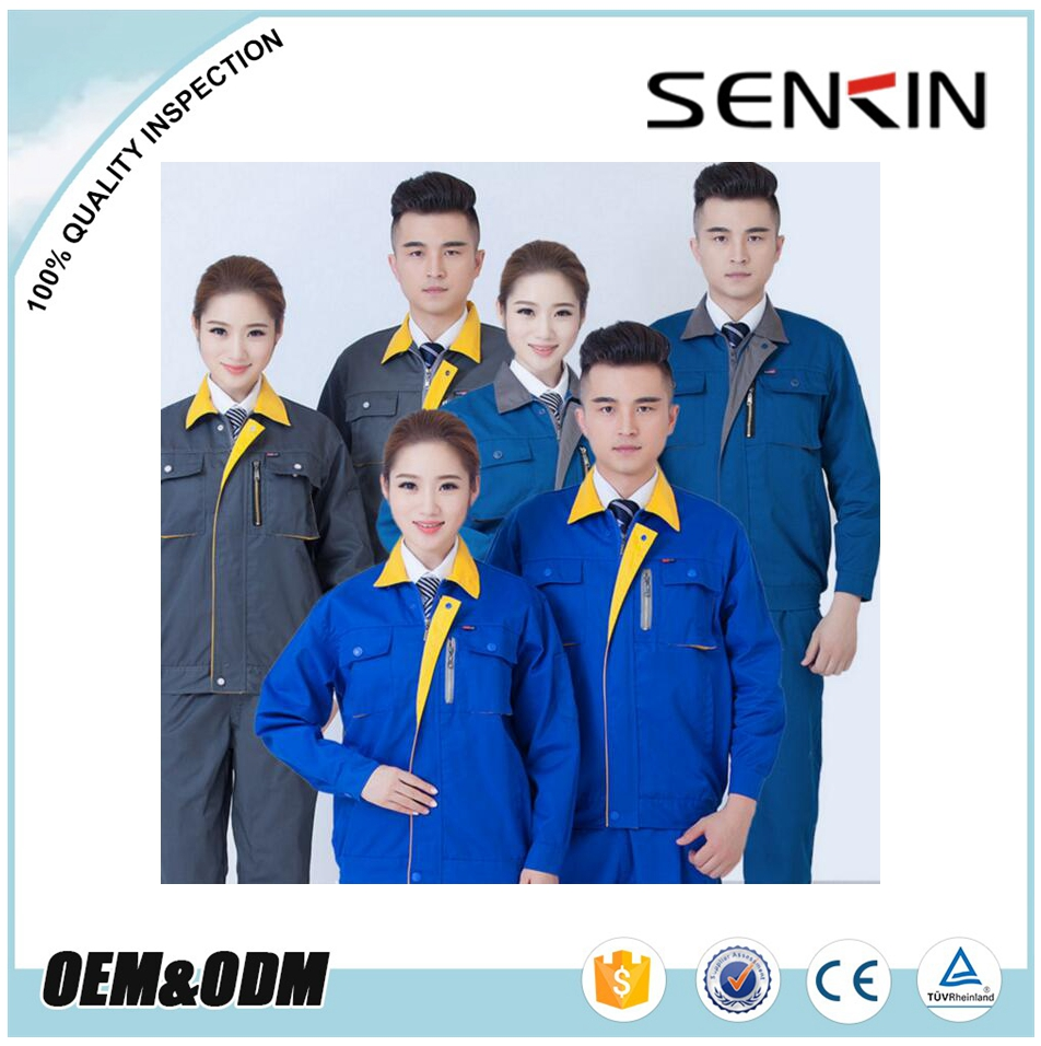 OEM Technician Industrial Builders Work Wear Construction Engineer Worker Uniform