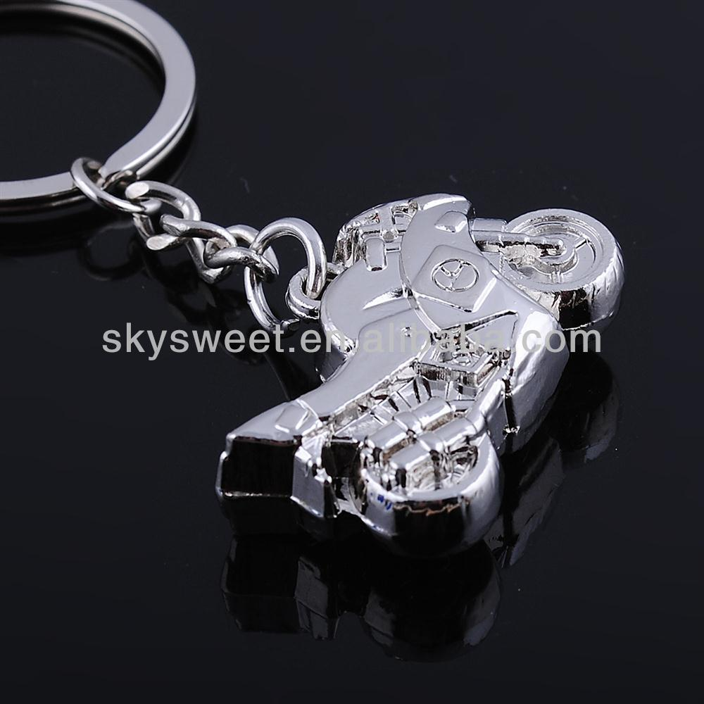 motor vehicle metal promotional product cheap Key ring