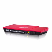 HDMI 1080P Video Game Capture Recorder Card with Audio