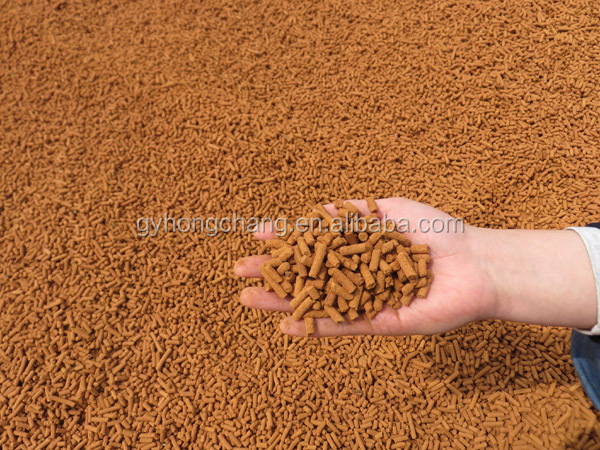 Best selling products pellets iron oxide desulfurization Fe2o3 price