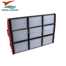 Outdoor stadium led lighting 900W flood light 1500W metal halogen lamp replacement fixture
