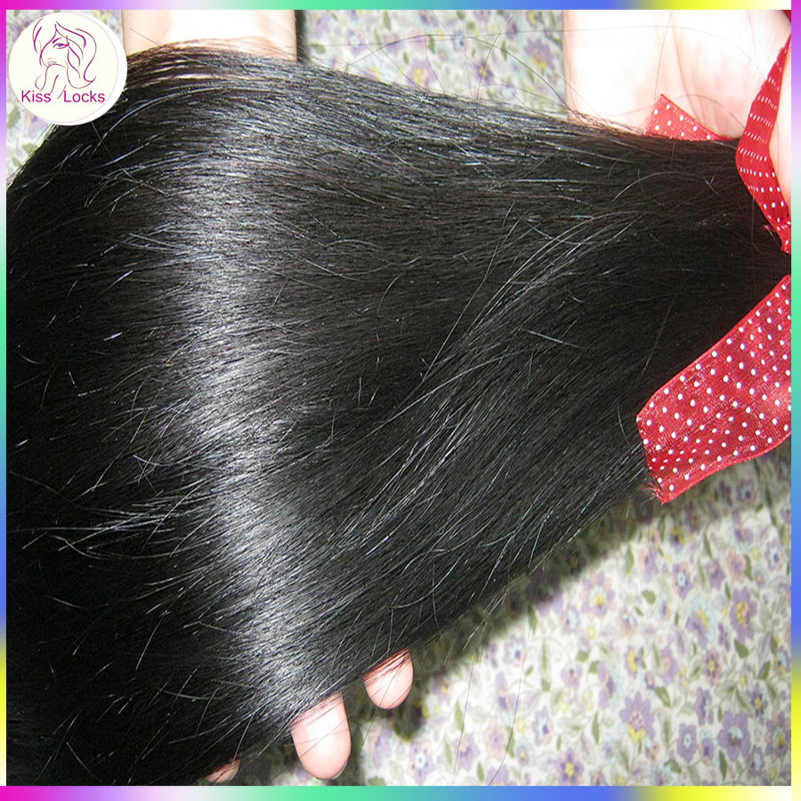 New Style 100% unprocessed virgin remy Argentina raw straight hair natural color cuticle intact