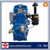 Chinese Factory XD1100 One Cylinder Four Stroke Diesel Engine