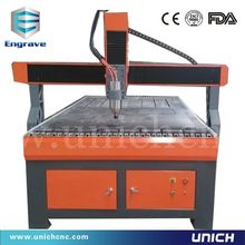 Hot style cnc router machine price/4 axis cnc router